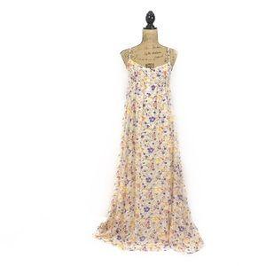 Victoria Secret Floral Maxi Dress